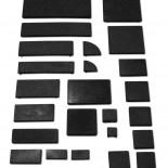 플라스틱 앤드캡 (흑색) (8080용)